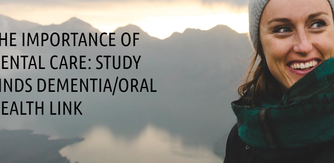 Dental care study